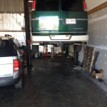 Chevy Van Transmission repair